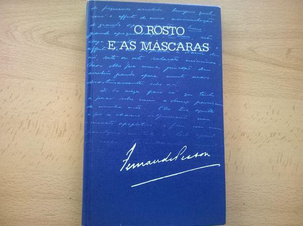 """""""O Rosto e as Máscaras"""" - Fernando Pessoa"""