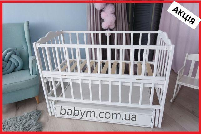 ліжечко колиска, кровать детская, колыбель, БЕСПЛАТНАЯ ДОСТАВКА/Ха...