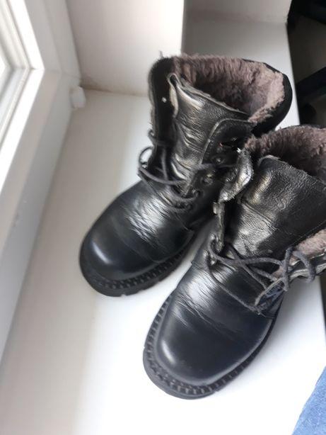 Buty ciepłe