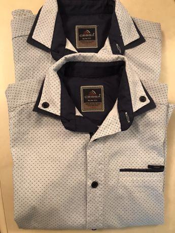 Рубашки Cegisa в отличном состочнии