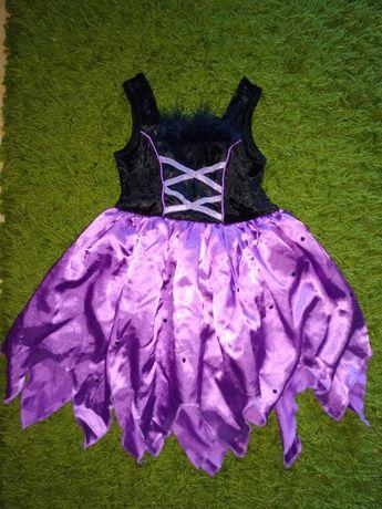 Балерина Бет, Черный лебедь, Карнавальный костюм.