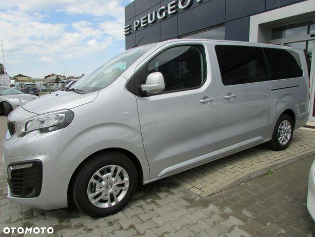 Peugeot Traveller Business Long 8 miejsc + Pakiet akustyczny. Przebieg 1483 km Gwarancja