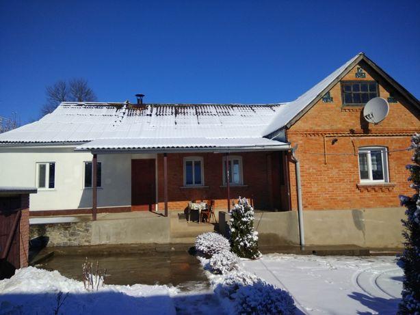 Продается дом на 2 части в Вороновице, по ул.Дружной.