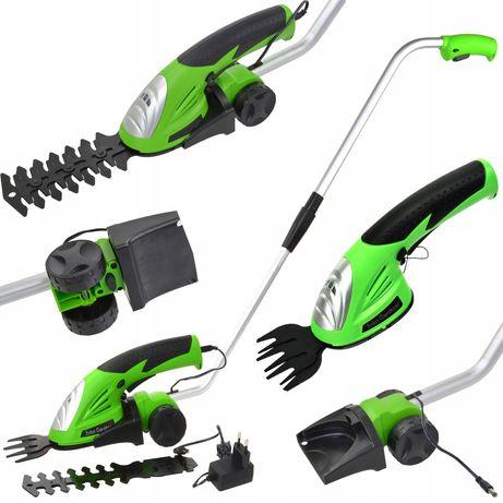 Nożyce akumulatorowe do trawy krzewów 72 wysięgnik [OGR22]