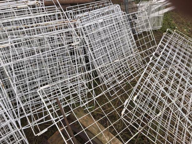 Kratka stalowa krata panel ogrodzenie
