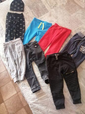 Спортивные штанишки для мальчика 1-3 года