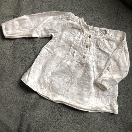 Koszula dziewczęca KappAhl