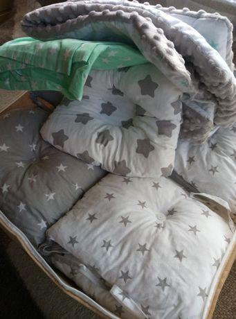 Продається Новий комплект для дитячого ліжечка