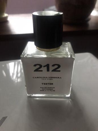 Carolina Herrera 212 women тестер оригинал