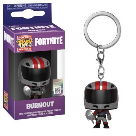 Brelok Fortnite Funko POP! Burnout