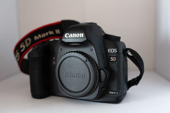 Canon 5d mark 2 (ll) фотоапарат. Як новий. Можна з об'єктивом.