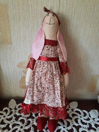 Продам куклу мотанку Зайку :) отличный сувенир или подарок :)