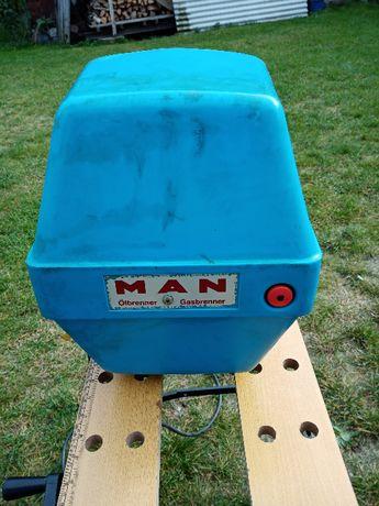 Palnik na olej opalowy Man B&W Typ DE 1,1 V