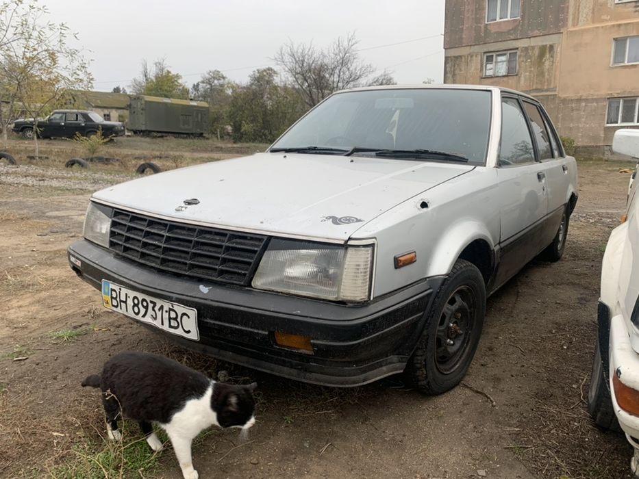 По Запчастям Nissan stanza t11 82 год 1.6 Одесса - изображение 1