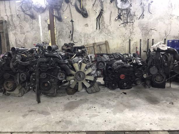 Двигун двигатель мотор mercedes Sprinter 2.2 2.3 2.7 2.9