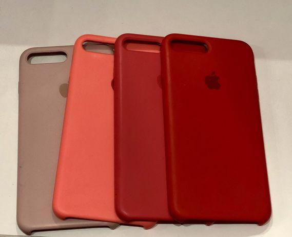 Чехлы на IPhone 7 Plus 4шт за 300 грн!