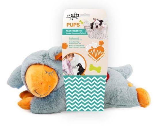 Brinquedo Cão Pups - Heart Beat Sheep (Reproduz Batimento Coraca