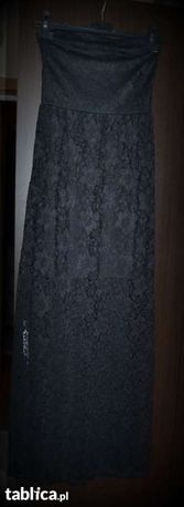NOWA Koronkowa Sukienka H&M