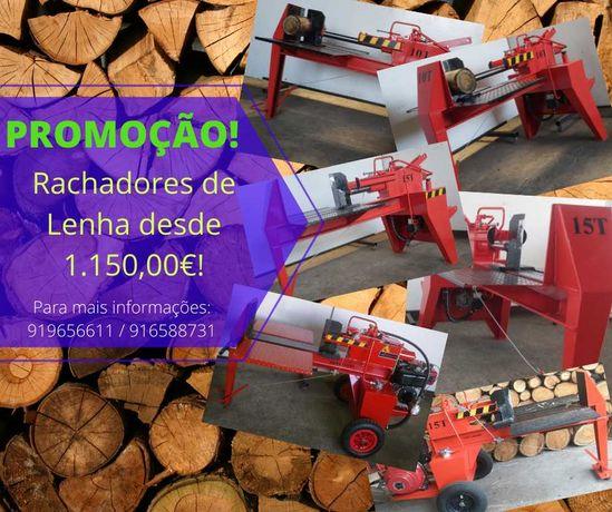 PROMOÇÃO! Rachadores de lenha - desde 1.150,00€