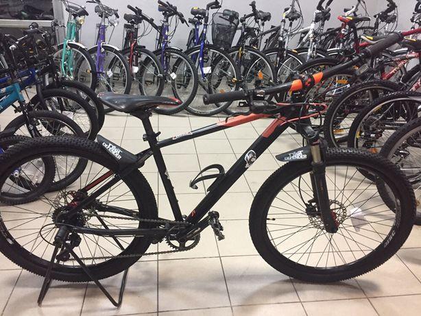 Горный велосипед Cube Giant двухподвес