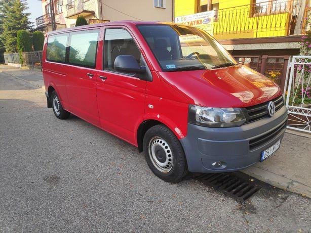 VW CARAVELLE 9 os. salon PL