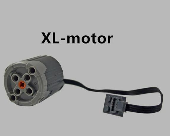 LEGO Power Functions Xl motor L motor M motor
