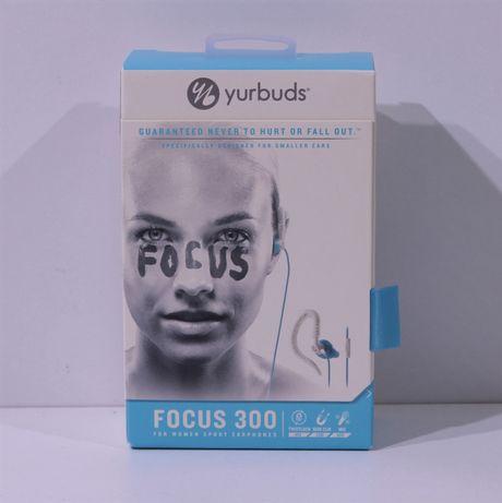 Słuchawki JBL YURBUDS FOCUS 300 dla kobiet