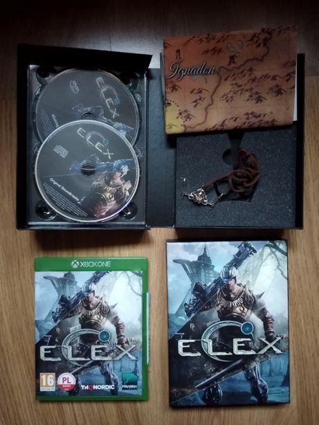 Elex PL xbox one Edycja Kolekcjonerska