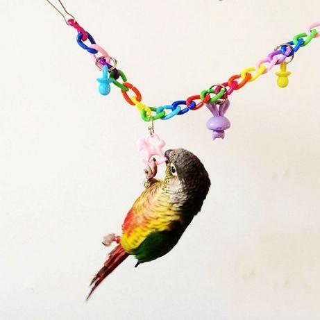 Brinquedos para gaiola - Pássaros