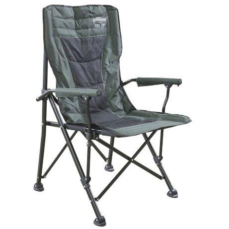 Кресло EnergoTeam Outdoor XXL ZIP с подлокотником (до 130 кг.)