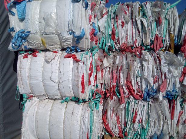 Worki Big Bag Wielokrotnego Użytku Dwu-Lejowe Różne rozmiary WYSYŁKA