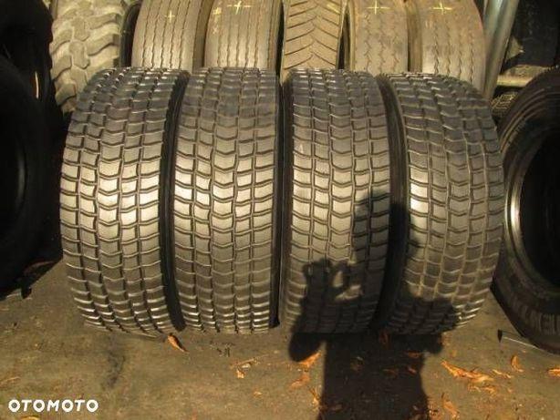 295/60R22.5 . 4 szt. (komplet) opon ciężarowych