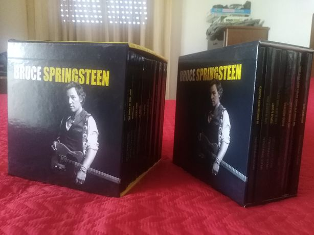 Discografia completa de Bruce Springsteen