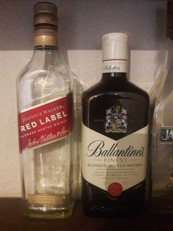 2 Garrafas Whisky