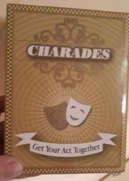 игра английский charades GET YOUR ACT together шарады 120карточек нова