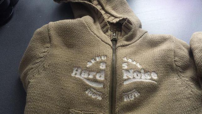 Swetro-kurtka Zara roz 98-110