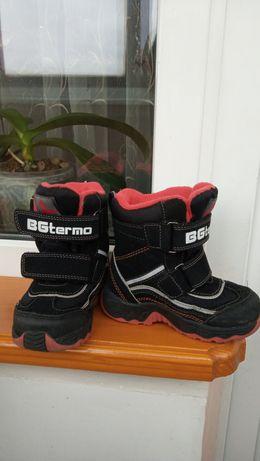 Зимние ботинки BGtermo