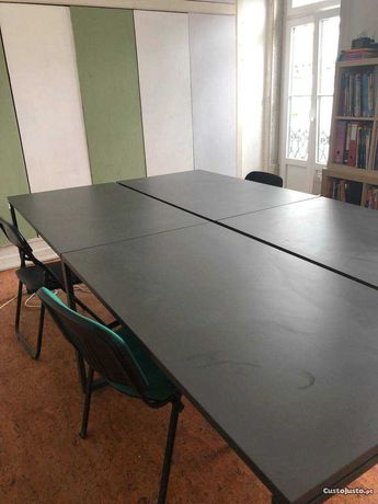 """Mesa de reuniões/ mesa """" call center """""""