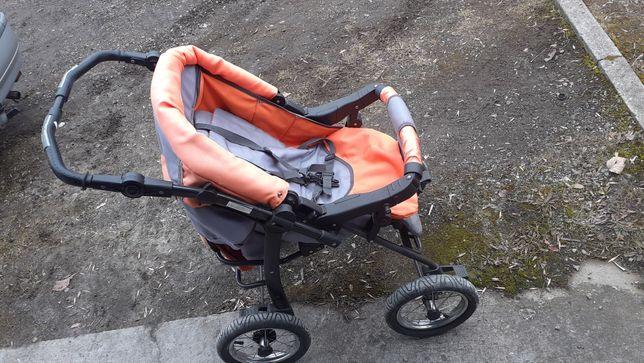 Wózek spacerowy spacerówka PIKO