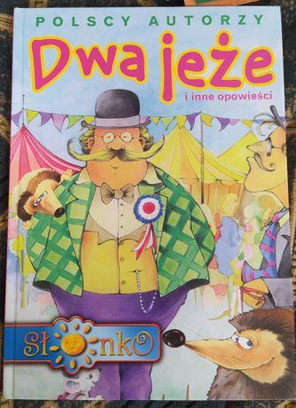 Dwa jeże i inne opowieści książka dla dzieci