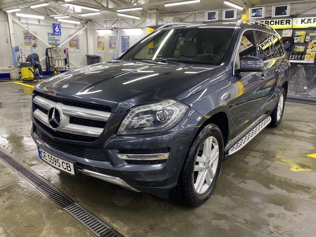 Mercedes benz gl 350cdi офіційний