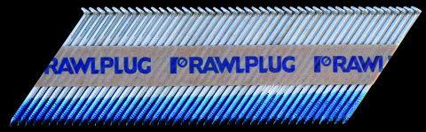 Gwożdzie DeWalt,RAWLPLUG,B.PRO,SENCO,Paslode 2,8x70RING GALW -3,3 TYS