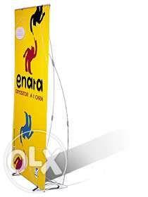 Expositor de publicidade Enara