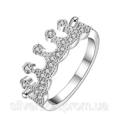 """Кольцо """"Корона короля Густава"""" (18.2 размер в наличии)"""