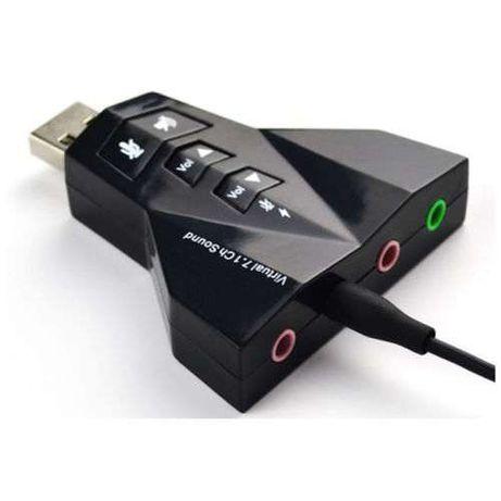 Adaptador de som USB