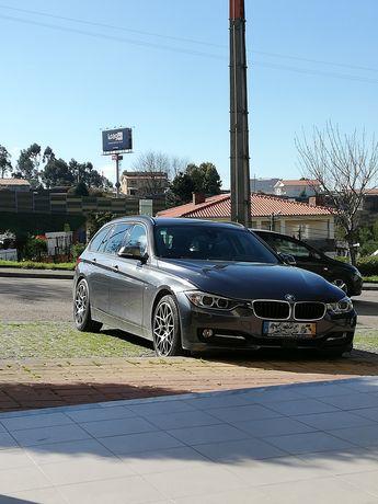 BMW F31 - caixa automática