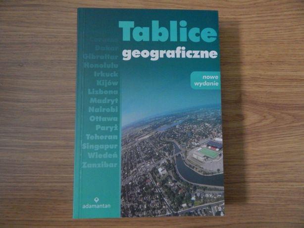 Tablice geograficzne nowa