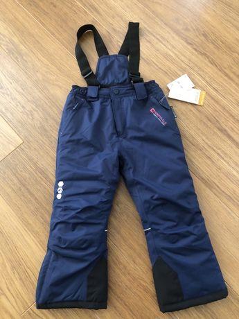 Nowe spodnie narciarskie r. 110, Rodeo C&A