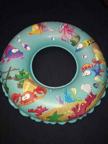 Надувний круг для плавання до 5 років