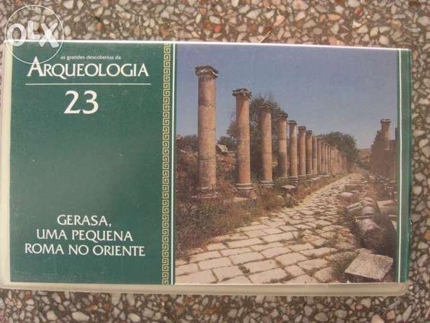 Vendo Coleção de Arqueologia VHS